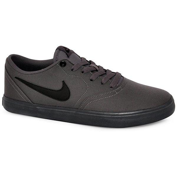 best supplier large discount new photos Tênis Nike Sb Check Solar Cnvs 843896-008 Cinza
