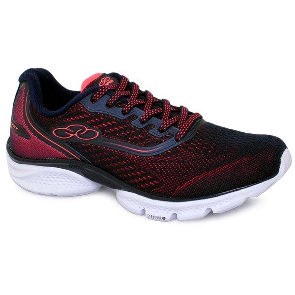 7e095c4930 Tênis Olympikus Spicy 443 Azul Marinho Rosa