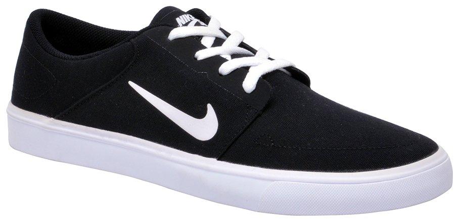 10555716336 Tênis Unissex Nike SB Portmore CNVS 723874-001 Black White