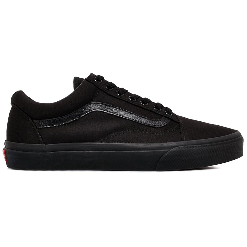 b2cf006093 Tênis Vans Old Skool VN000D3HBKA Black Black