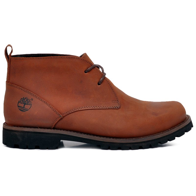 d43b44c6 Tênis/Bota Timberland Industrial Boot TB0A1W9S850 Marrom