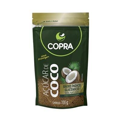 Imagem - AÇUCAR DE COCO - COPRA - 100g