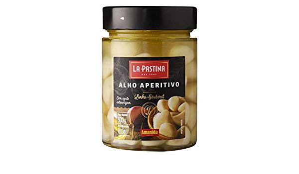 Imagem - ALHO APERITIVO - LA PASTINA - 300g