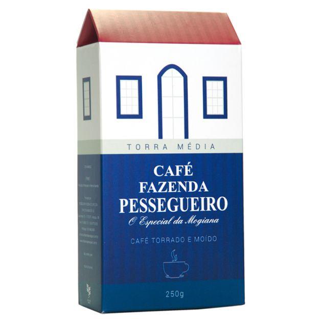Imagem - CAFÉ FAZENDA PESSEGUEIRO