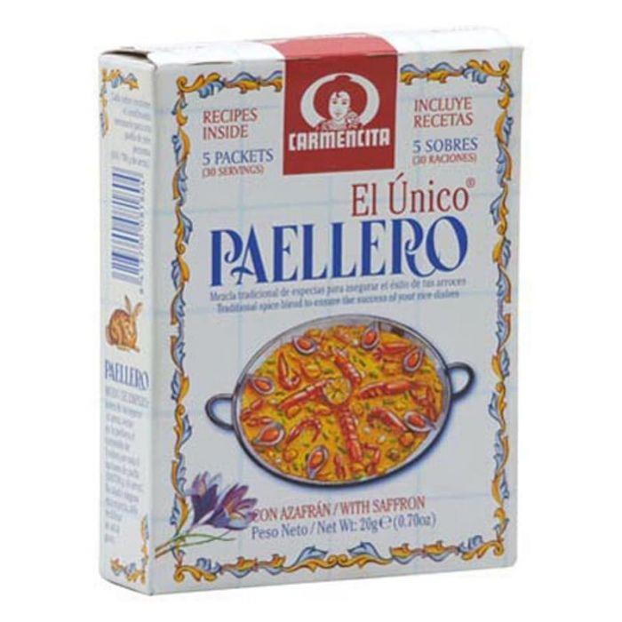 Imagem - TEMPERO PRA PAELLA (PAELLERO) - CARMENCITA