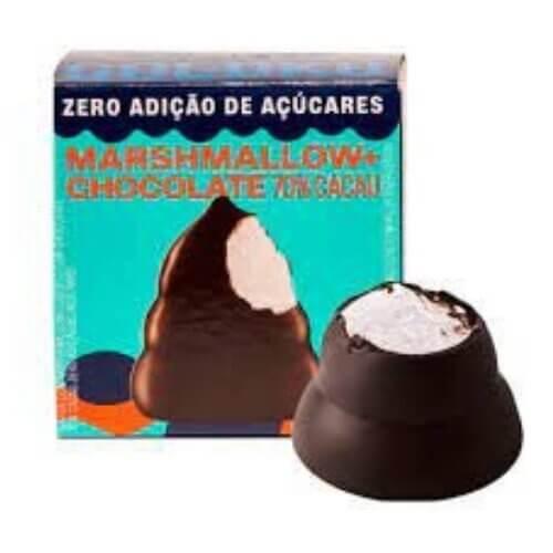 CHOCOLATE MUSA 70% CACAU GOLDKO 30g