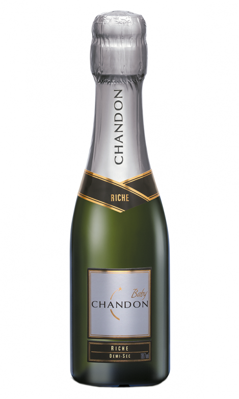 Imagem - CHANDON DEMI-SEC RICHE BABY 187ML
