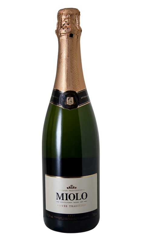 Imagem - MIOLO BRUT CUVEE TRADITION 750 ML