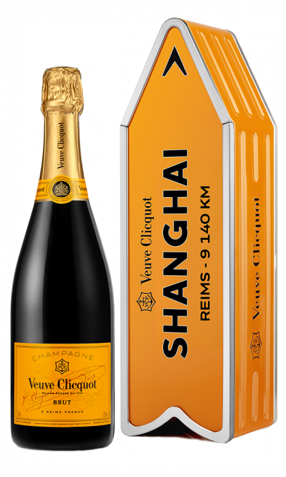 Imagem - CHAMPAGNE VEUVE CLICQUOT ARROW BRUT 750 ML