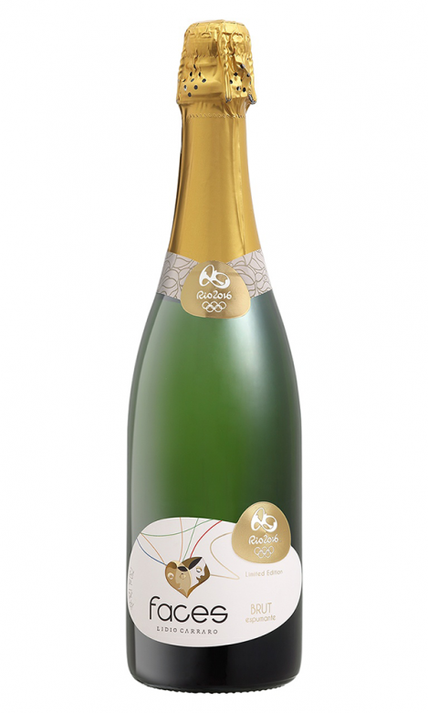 Imagem - LIDIO CARRARO FACES BRUT 750 ML