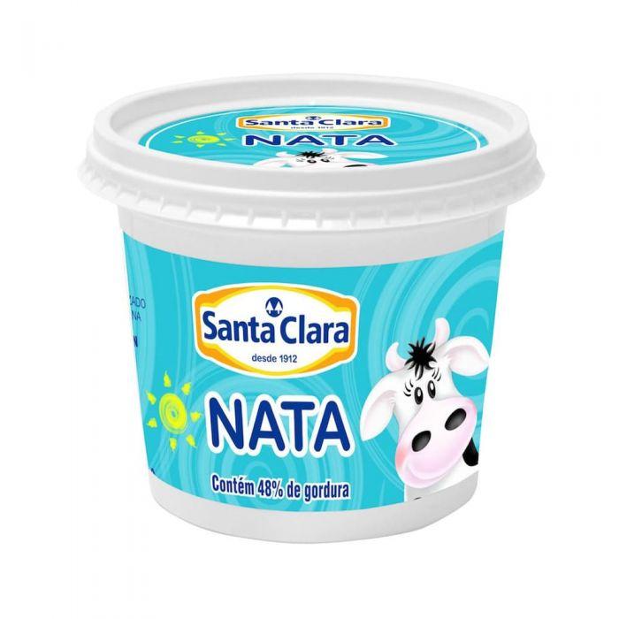 Imagem - CREME DE LEITE (NATA) - SANTA CLARA
