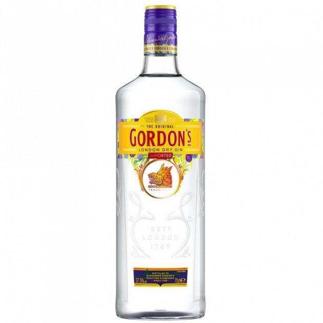 GIN GORDONS LONDON GIN 750ml