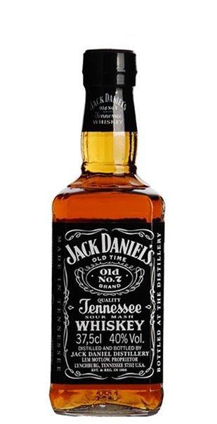 JACK DANIELS TENNESSEE 375ml