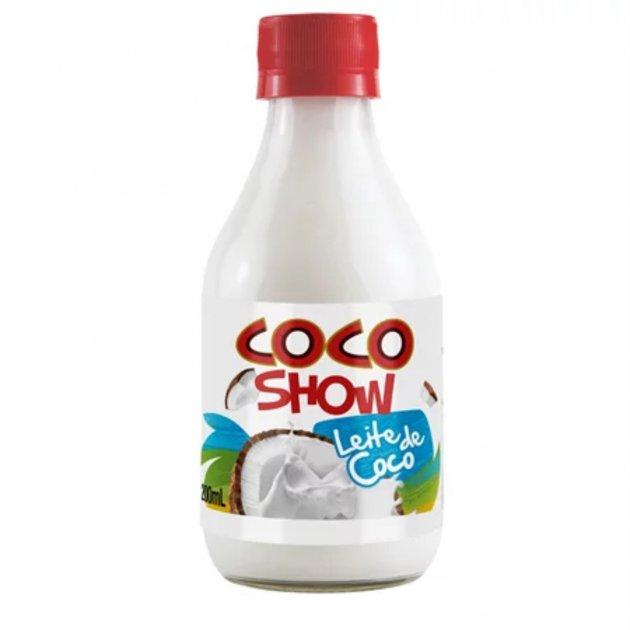 Imagem - LEITE DE COCO - COCO SHOW 200ML