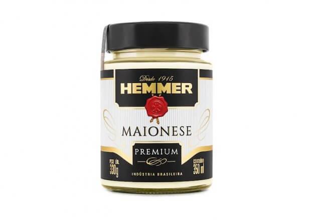 Imagem - MAIONESE PREMIUM HEMMER 330g