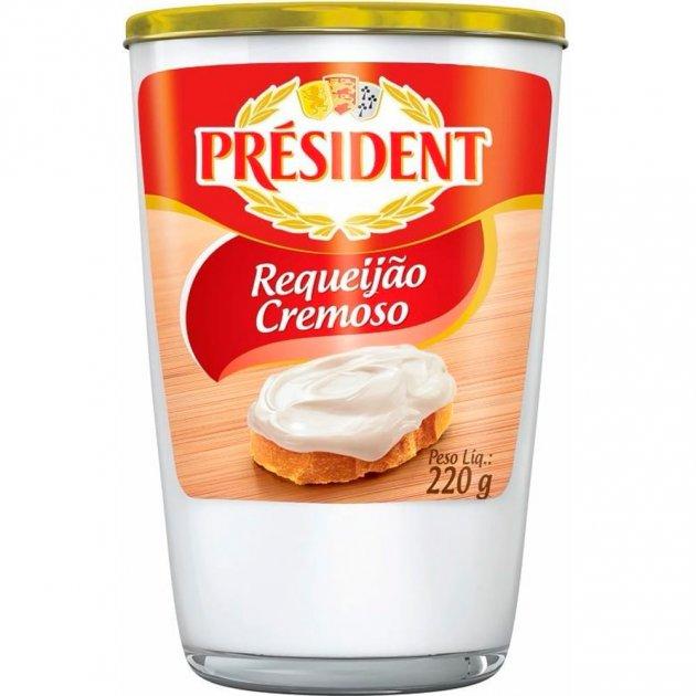 Imagem - REQUEIJÃO CREMOSO PRESIDENT 220g