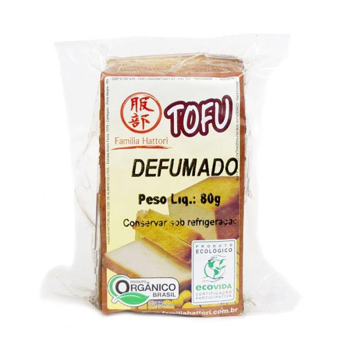 Imagem - TOFU DEFUMADO - HATTORI - 80g