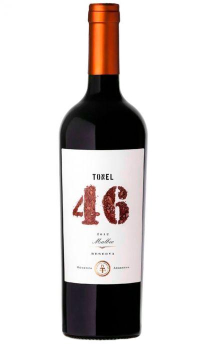 Imagem - TONEL 46 MALBEC