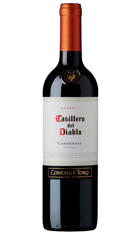 Imagem - CASILLERO DEL DIABLO CARMENERE