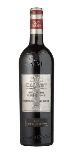 Imagem - VINHO CALVET BORDEAUX SUPERI GRAN RESERVA CABERNET SAUVIGNON 750ml