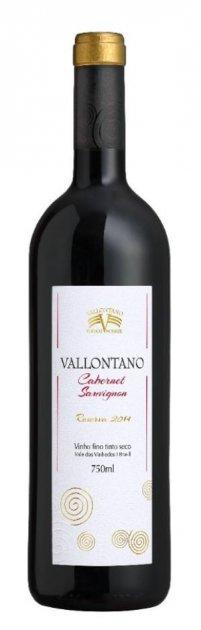 Imagem - VINHO VALLONTANO RESERVA CABERNET SAUVIGNON 750ml