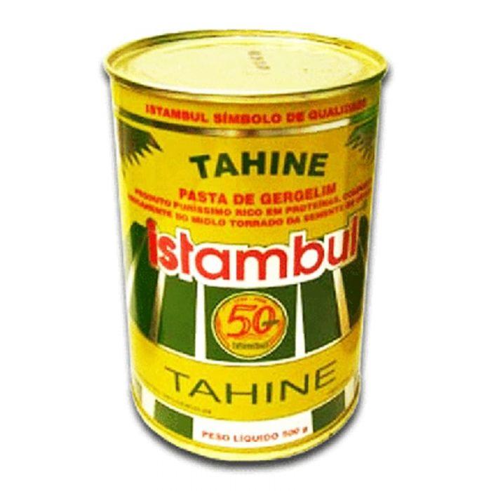 Imagem - TAHINE - ISTAMBUL 200g