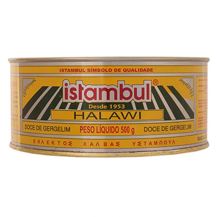 Imagem - HALAWI - ISTAMBUL - 500g