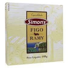 Imagem - FIGO RAMY SIMONS 600g