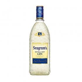 Imagem - GIN SEAGRAMS EXTRA DRY 750ml
