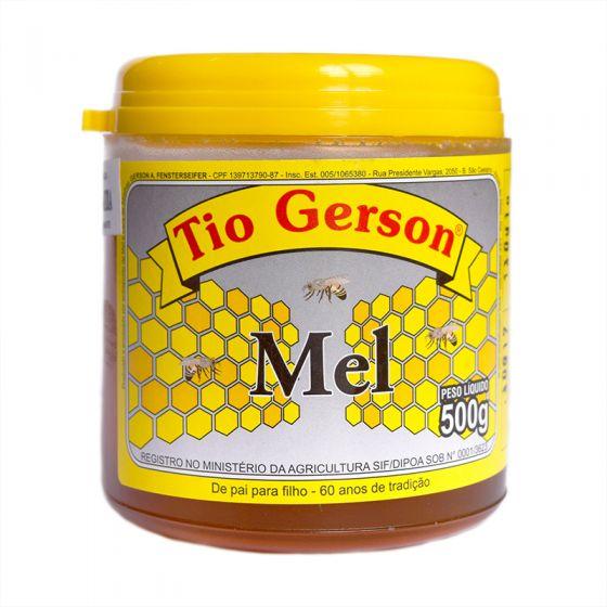 Imagem - MEL - TIO GERSON 500G