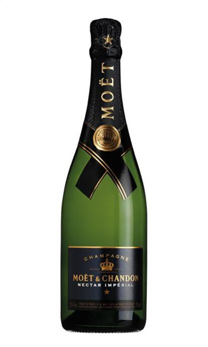 MOET & CHANDON CHAMPAGNE NECTAR IMPERIAL SEMI SECO 750 ML