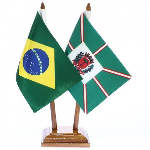 Brasil e Curitiba