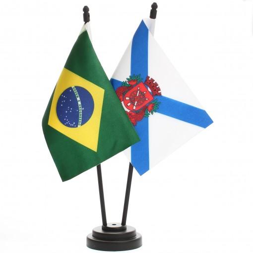 Brasil e Rio de Janeiro Capital
