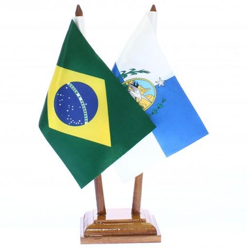 Brasil e Rio de Janeiro Estado