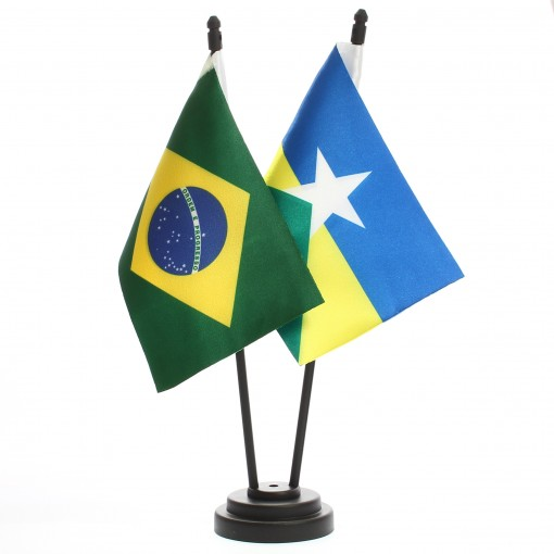 Brasil e Rondônia