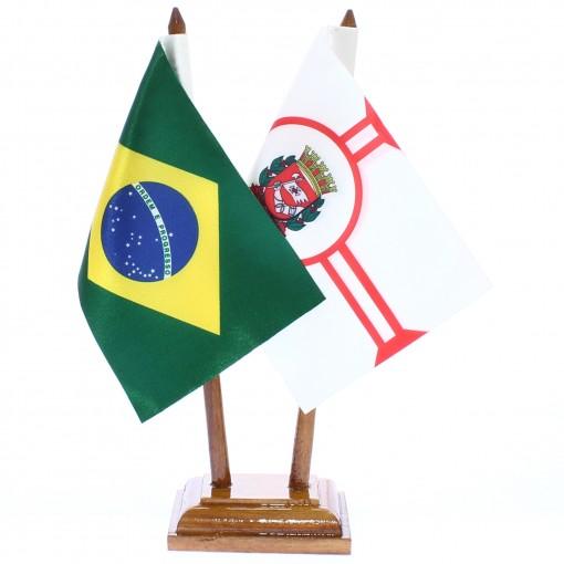 Brasil e São Paulo Capital
