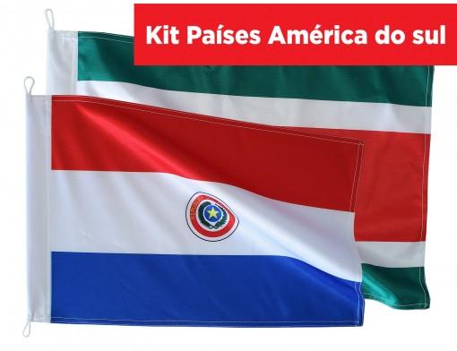 Kit America do Sul