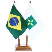 Brasil e Distrito Federal