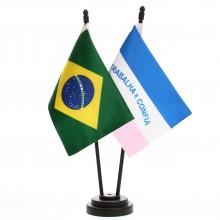 Brasil e Espírito Santo