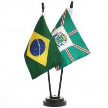 Brasil e Goiânia