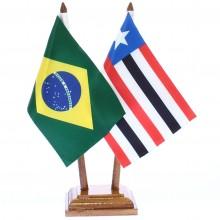Brasil e Maranhão