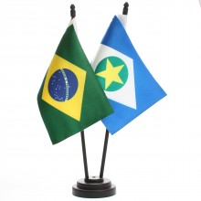 Brasil e Mato Grosso