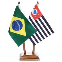 Brasil e São Paulo Estado