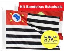 Kit Bandeiras Estaduais