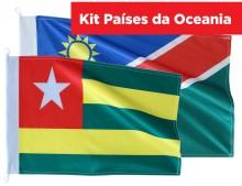 Kit Continente Oceania