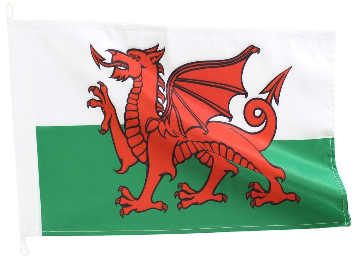 Bandeira de Wales Pais de Gales 061b2a60d0e55