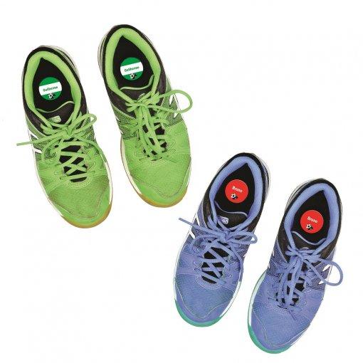 Adesivo para Identificar Sapatos - Futebol