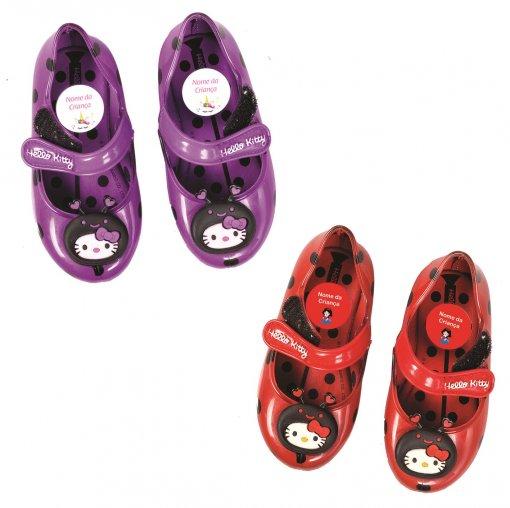 Adesivo para Identificar Sapatos - Meninas