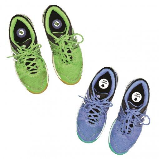 Adesivo para Identificar Sapatos - Meninos