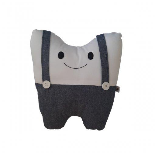 Almofada Dentinho Tchau Chupeta | Fada do Dente - Botão